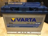 VARTA 12 Volt Car Battery VW Golf or Ford Focus or Ford Mondeo or Landrover Freelander 70Ah 12v