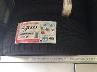 New roadstone car tyre 205/55/16