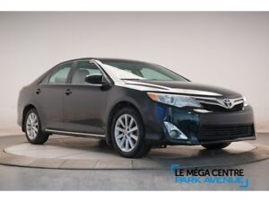 2014 Toyota Camry XLE, CUIR, TOIT, MAGS, BLUETOOTH