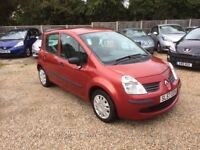 2007 (57) Renault modus 1.5dci £30 tax long mot