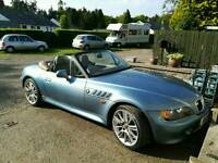 BMW Z3 rare rust free LOW mileage auto