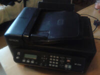 Epson WF-2530 Wireless All-in-one - Colour Printer / Scanner / Fax