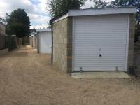 Lock up garage & parcel of land to rent Beaver Road Ashford Kent TN23 7SS