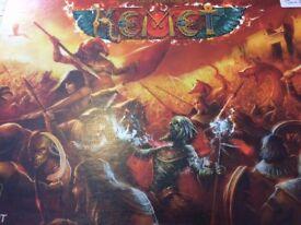 Kemet Board Game (Used Once)