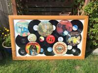 Vinyl Record Display