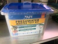 API Freshwater kit New unopened