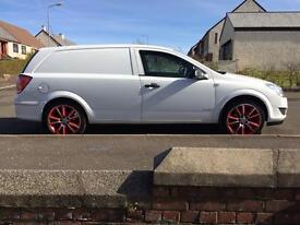 2013 Vauxhall Astravan 1.7CDTI