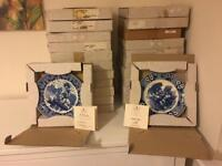 Wedgwood Plate Collections x 2 - FULL SETS