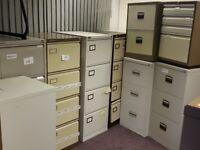 Range of Steel Filing Cabinets
