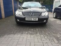 Mercedes Benz CLK 270 Diesel full MOT full service history
