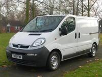 2005 Vauxhall Vivaro 2900 Di (Ex BT Fleet) (Full Service History) NO VAT !!
