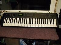 Kawai Digital Synthesizer Model K1, Boxed.