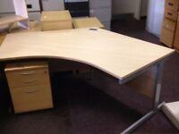 Single Office Desk