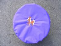 HORSE/PONY WATERPROOF FEED BUCKET COVERS WITH PERSONALISED EMBROIDERY