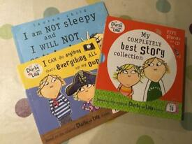 Charlie and Lola kids books