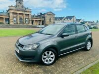 2009, Volkswagen Polo SE, 1.4L, 87,300miles, 12 months MOT*, S/Hist x12*, 5 Door, Petrol, Manual