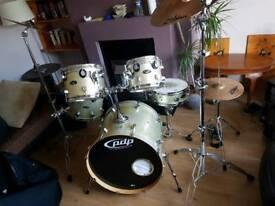 Drum kit - Full DW pdp (CX series)