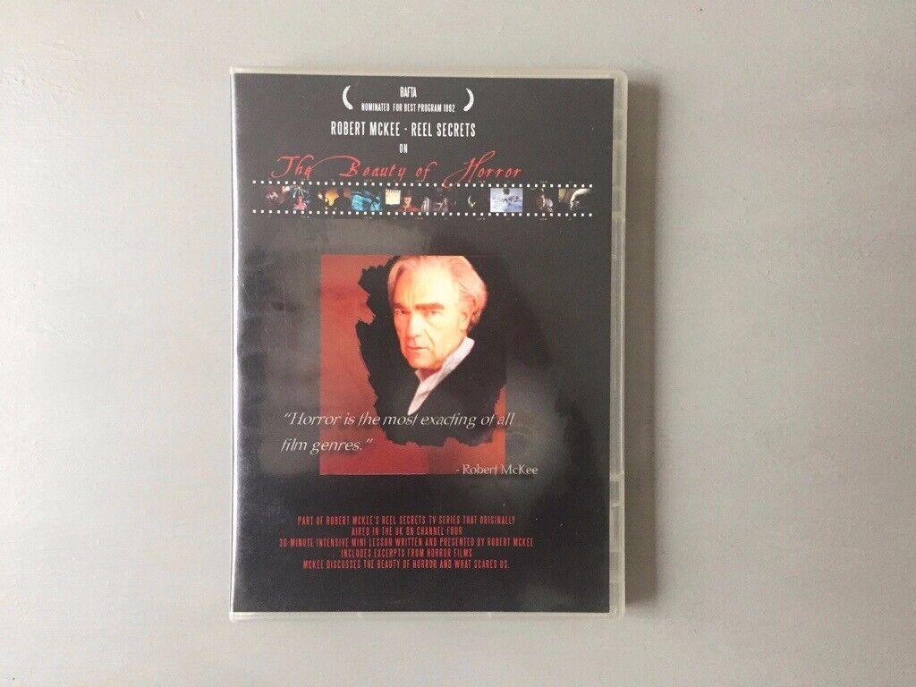 Robert McKee Reel Secrets DVD - Horror Genre Writing guide   in Clifton,  Bristol   Gumtree