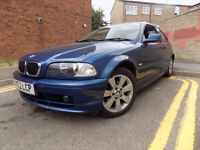 BMW 318ci se spares or repare car its a runner