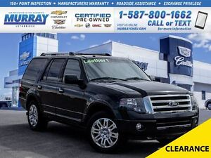 2014 Ford Expedition **Heated/Cooled Seats!  Navigation!**