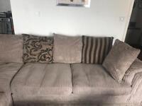 Corner sofa. Fairly new need gone ASAP