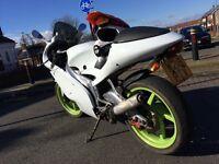 Aprilia rs 125 rs125 not Ktm Yamaha Honda pitbike