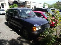 1998 RANGE ROVER P38 DIESEL , TRADE PX TO CLEAR ,SPARES OR REPAIR.