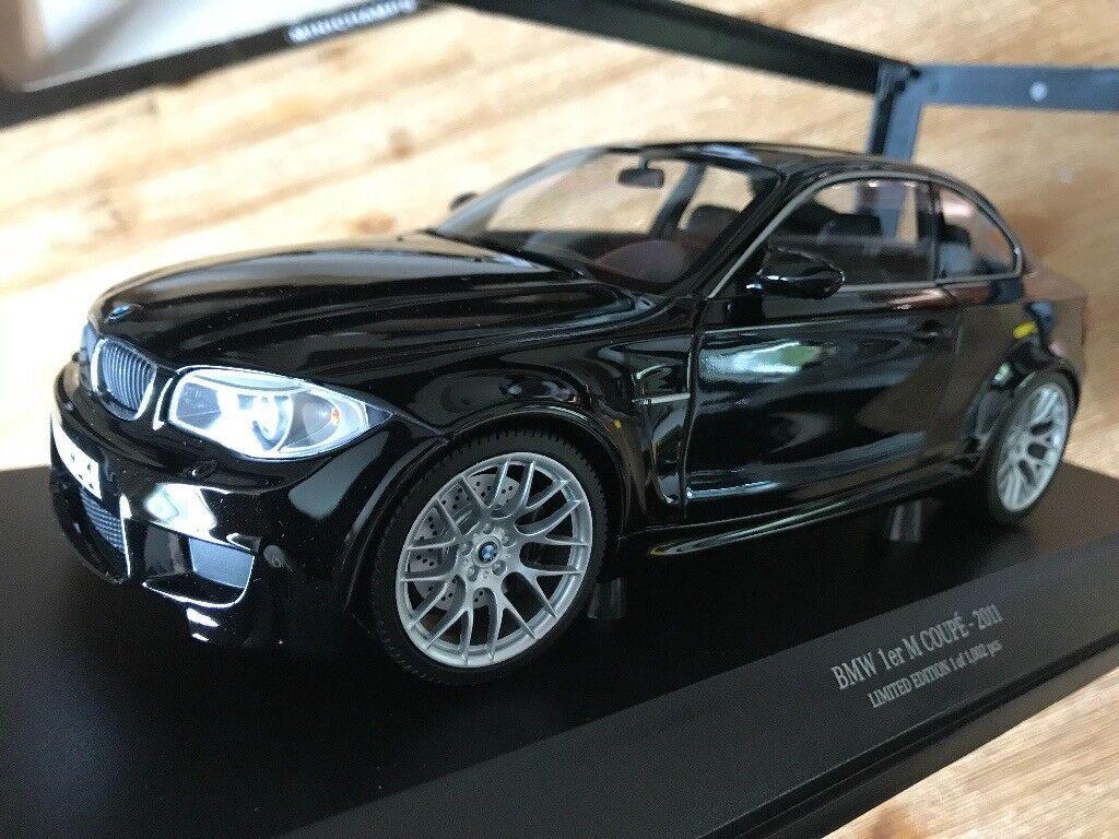 MODEL CAR : MINICHAMPS (1:18) BMW M COUPE FOR SALE