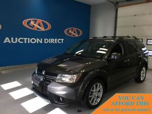 2015 Dodge Journey R/T, DVD, BLUETOOTH, 7 SEATER, REAR VIEW CAME