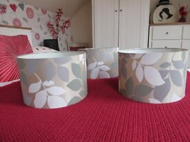 LAMP SHADES FROM THE RANGE