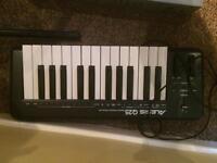 Alesis Q25 Midi USB keyboard