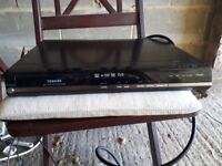 Toshiba RD-88DT DVD Recorder 160GB HDD Hard drive with freeview