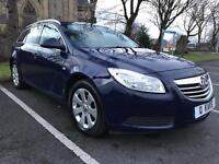2012 (62) Vauxhall Insignia Techline CDTI Tourer [130] / Sat Nav / 88K FSH / 1 Owner from New