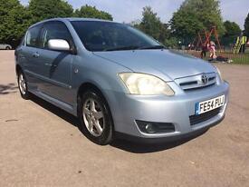 Toyota. Corolla 2004 1.6 petrol. Automatic £2200