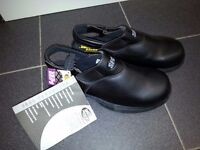 Brand NEW with tags Shoes for Crews Industrial work boot SFC black size 45 UK