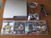 PS3 CONSOLE 320GB
