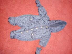 George Jackets first size