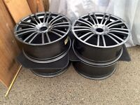 "18"" Team Dynamics Alloy Wheels (5x114.3, 8x18, ET50, CB 73mm)"