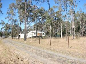 16 Hectres with 2 BR home + large shed. Ballogie South Burnett Area Preview
