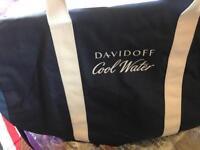 Davidoff duffle bag