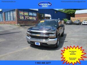 2017 Chevrolet Silverado 1500 LS $243 B/W OAC