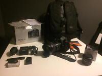 Canon 5D Mark ii kit