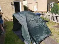 Lichfield fishermans shelter