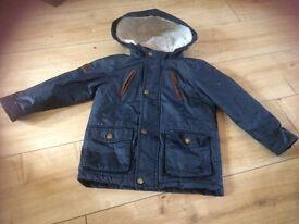 Boys age 3-4 coat
