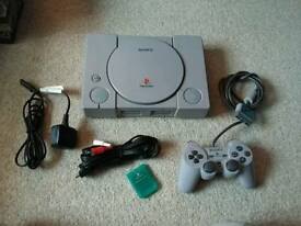 Playstation 1 large bundle rare games