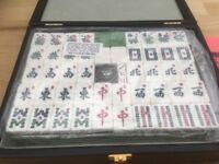 Mahjong chinese tile game