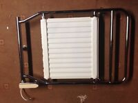 Myson electric towel rail