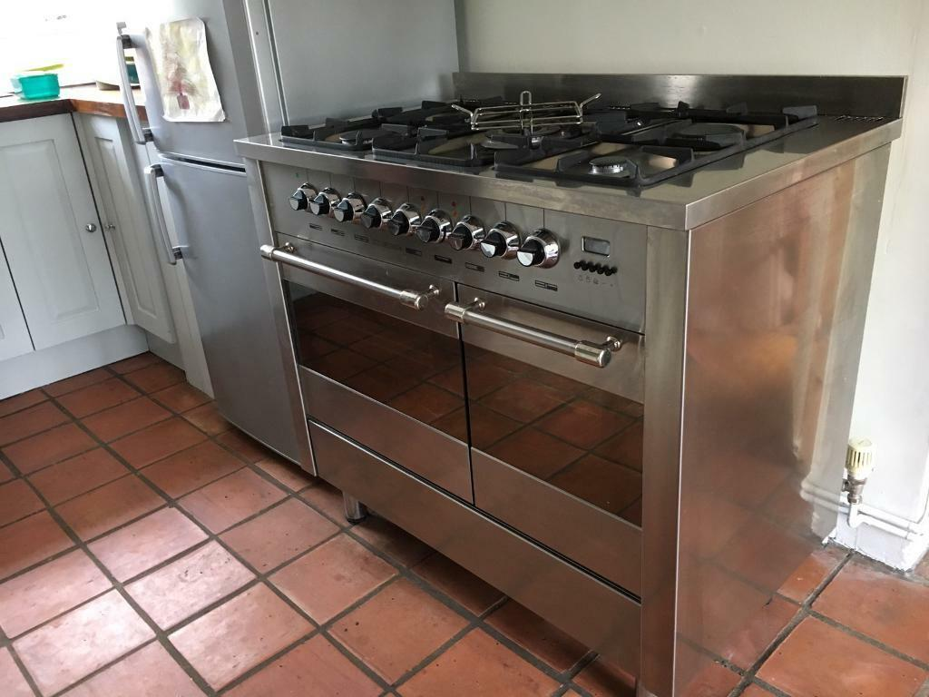Caple Stainless Steel Double Range Cooker Offers Welcome