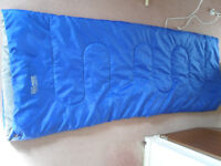 SLEEPING BAG SINGLE NEW BLUE