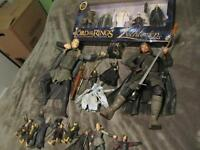 Lot d'articles Lord of The Rings
